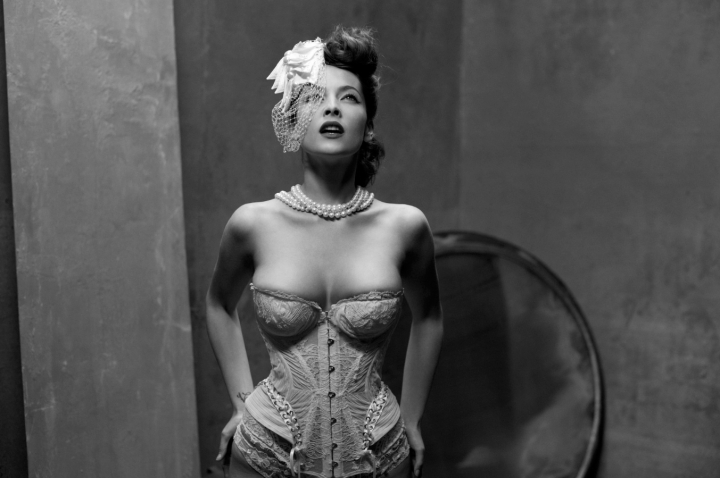 Photo © 2014 - Bellisima Donna, par Marc Lagrange.